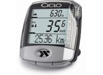 CICLOSPORT Ciclomaster 4.4A HR argent